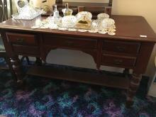 Colonial Cedar Dressing Table