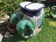 2 Elephant Stands