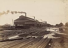 (MARYLAND STEEL WORKS) An album entitled