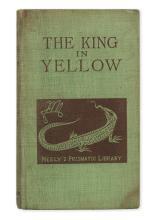 CHAMBERS, ROBERT W. The King in Yellow.