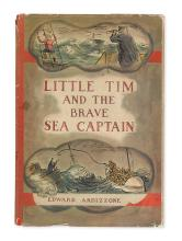 (CHILDREN'S LITERATURE.) ARDIZZONE, EDWARD. Little Tim and the Brave Sea Captain.