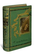 (CHILDREN'S LITERATURE.) MACDONALD, GEORGE. At the Back of the North Wind.