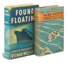 CROFTS, FREEMAN WILLS. The Sea Mystery * Found Floating.