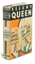 [DANNAY, FREDERIC; and LEE, MANFRED.] Queen, Ellery. The Chinese Orange Mystery.