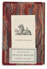 [DICKENS, CHARLES.] [Davenport, Richard Alfred.]Sketches of Imposture, Deception and Credulity.