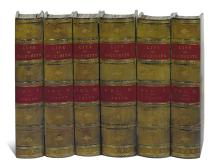 (GOLDSMITH, OLIVER.) Prior, James. The Life of Oliver Goldsmith.