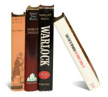 (MODERN AMERICAN LITERATURE.) Group of 4 First Editions.