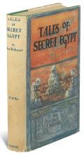 ROHMER, SAX. Tales of Secret Egypt.