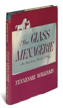 WILLIAMS, TENNESSEE. The Glass Menagerie.