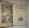 (BIBLE IN ENGLISH.) The Holy Bible . . . Correctly Copied from Collins's Quarto Edition.