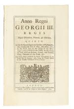 (AMERICAN REVOLUTION--PRELUDE.) An Act to Amend and Render More Effectual . . . An Act for Punishing Mutiny and Desertion.