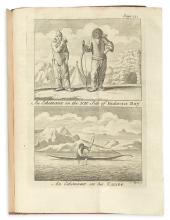 (CANADA.) Ellis, Henry. A Voyage to Hudson's-Bay . . . for Discovering a North West Passage.