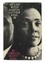(CIVIL RIGHTS.) King, Coretta Scott. My Life with Martin Luther King, Jr.