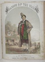 (MUSIC.) Volume of Civil War-era sheet music.