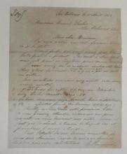 (TEXAS.) Hummel, Charles. A San Antonio gun dealer orders stock from New Orleans.