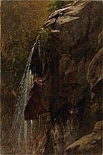 JAMES D. SMILLIE Waterfall.