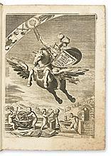 ARGOLI, ANDREA. Tabulae primi mobilis.  3 parts in 2 vols.  1667