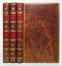 BAILLY, JEAN-SYLVAIN. Mémoires d'un Témoin de la Révolution.  3 vols.  1804