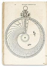 BASSANTIN [or BASSENDYNE], JAMES. Astronomia, opus absolutissimum.  1599