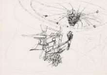 ROBERTO MATTA Drawing #1.
