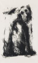 WAYNE THIEBAUD Dog.
