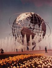 (NEW YORK WORLD'S FAIR) Album titled