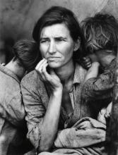 LANGE, DOROTHEA (1895-1965)