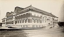 HALL, GEORGE P. & SON Metropolitan Museum of Art (now the