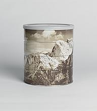 (ADAMS, ANSEL) (1902-1984) Hills Brothers Coffee can featuring a reproduction of Adams'