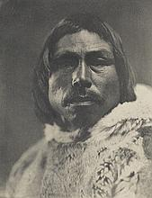 FLAHERTY, ROBERT J. (1884-1951) Small portfolio of 6 plates depicting the inhabitants of the sub-arctic part of Eastern Canada.