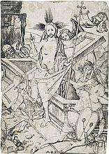 MARTIN SCHONGAUER The Resurrection.
