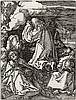 ALBRECHT DÜRER Christ on the Mount of Olives.