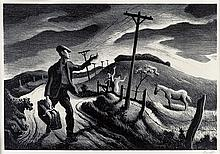 THOMAS HART BENTON The Boy.