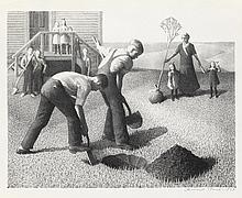 GRANT WOOD The Planting Group.