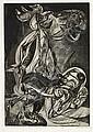 ANDRE RACZ Perseus Beheading Medusa IV.