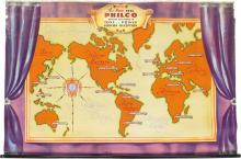 DESIGNER UNKNOWN. THE NEW PHILCO. 1936. 38x57 inches, 98x147 cm.