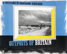 EDWARD MCKNIGHT KAUFFER (1890-1954). OUTPOSTS OF BRITAIN. Group of 4 posters. 1937. Each 29x36 inches, 73x92 cm.