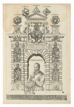 ARCHITECTURE.  VIGNOLA, GIACOMO BAROZZI DA. Le due Regole della Prospettiva Pratica . . . con i comentarii del R.P.M. Egnatio Danti.