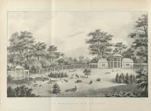 LANDSCAPE ARCHITECTURE. Group of 5 volumes on English landscape design.