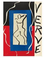 ART JOURNALS.  VERVE. Volume 1, no. 1 to number 4, March 1938-March 1939.