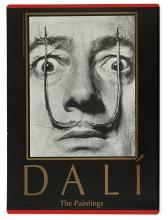 DALÍ, SALVADOR.Group of 12 essential reference works.