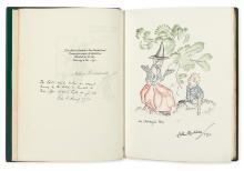 RACKHAM, ARTHUR. Andersen, Hans [Christian]. Fairy Tales by Hans Andersen.