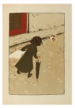 ROGER-MARX, CLAUDE. L'Oeuvre Gravé de Vuillard * Bonnard Lithographe.