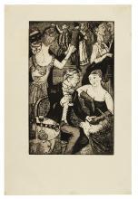 SCHRAG, KARL. Stevenson, Robert Louis. The Suicide Club.