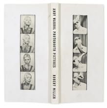 WARHOL, ANDY. Photobooth Pictures.