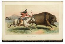 (AMERICAN INDIANS.) Catlin, George. Die Indianer Nord-Amerikas.