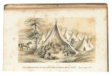 (AMERICAN INDIANS.) De Smet, Pierre Jean. Oregon Missions and Travels over the Rocky Mountains.