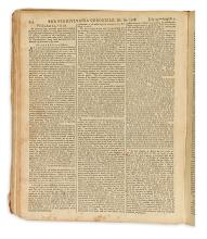 (AMERICAN REVOLUTION--PRELUDE.) The Pennsylvania Chronicle, and Universal Advertiser.