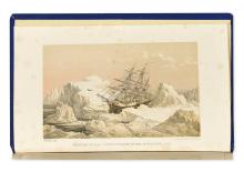 (ARCTIC.) Armstrong, Alexander. A Personal Narrative of the Discovery of the North-West Passage.