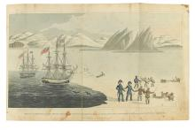 (ARCTIC.) Ross, John, Sir. A Voyage of Discovery . . . for the Purpose of Exploring Baffin's Bay,